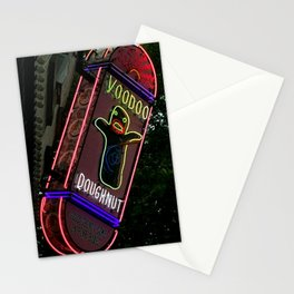 Voodoo Doughnut Stationery Cards