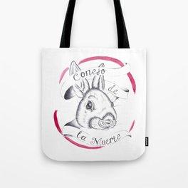Rabbit of Death Tote Bag