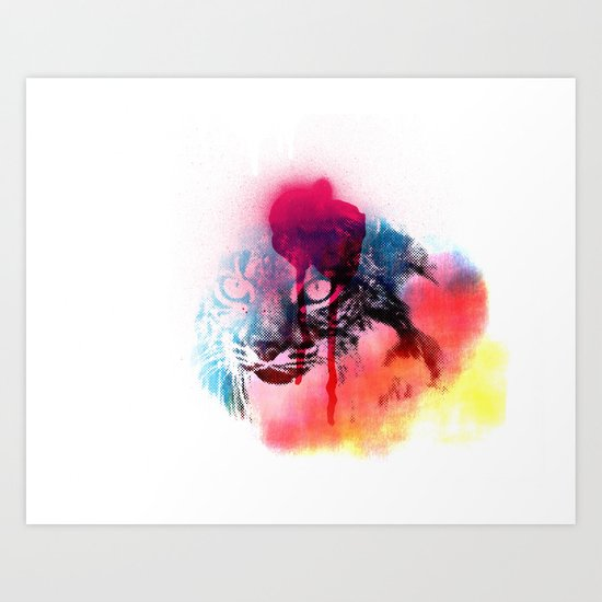LINCE Art Print