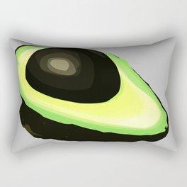 Fruit Part Four: The Avocado Rectangular Pillow