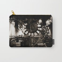 Inside A Pinball Machine Carry-All Pouch
