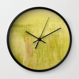 Seep Wall Clock