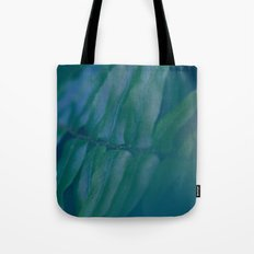 Midnight Green Tote Bag