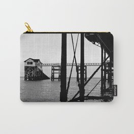 Pier B&W Carry-All Pouch