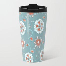 Arts & Crafts Travel Mug