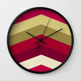 Cherry colors Wall Clock