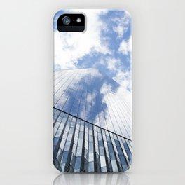 Skyscraper double iPhone Case