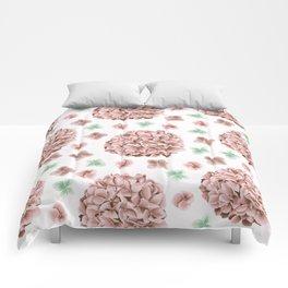 Rosette Bouquet Comforters