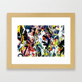 crusin' atlantis Framed Art Print