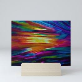 CELESTIAL SKY Mini Art Print