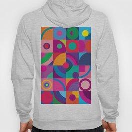 Colorful optical 2. Hoody