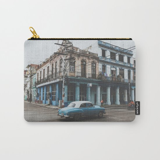 Classic Havana Carry-All Pouch
