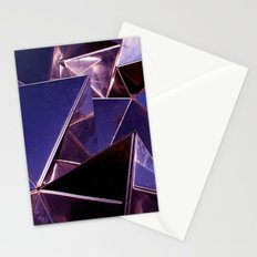 Abstract Glass Pattern 2 Stationery Cards