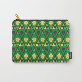 Royal pattern Carry-All Pouch
