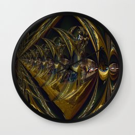 A Multitude Of Angels Wall Clock