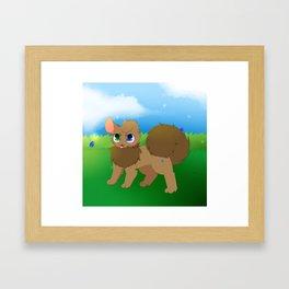 Chromia Framed Art Print