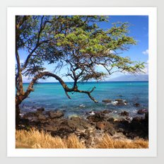 Hawaii 1 of 2 Art Print