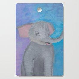 Baby Elephant Cutting Board