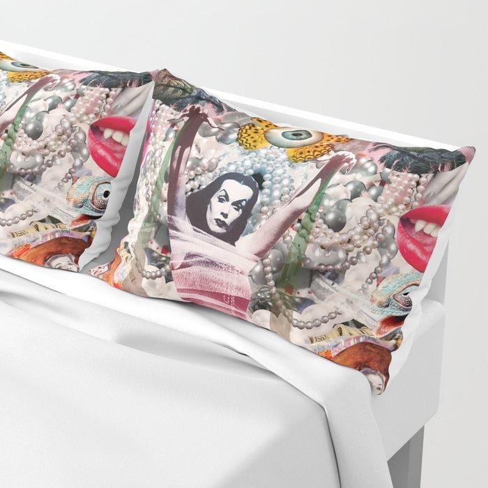 Vampira Pillow Sham