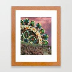 Fiesta Sky Framed Art Print