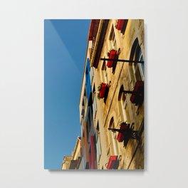 colorful  building in istanbul Metal Print
