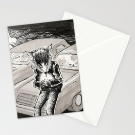 Lobo / Wolf Stationery Cards