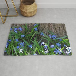 Siberian Squill Rug