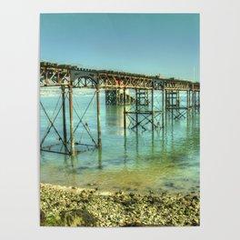 Mumbles Pier Poster