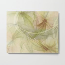 Soft Colors of Nature  Metal Print