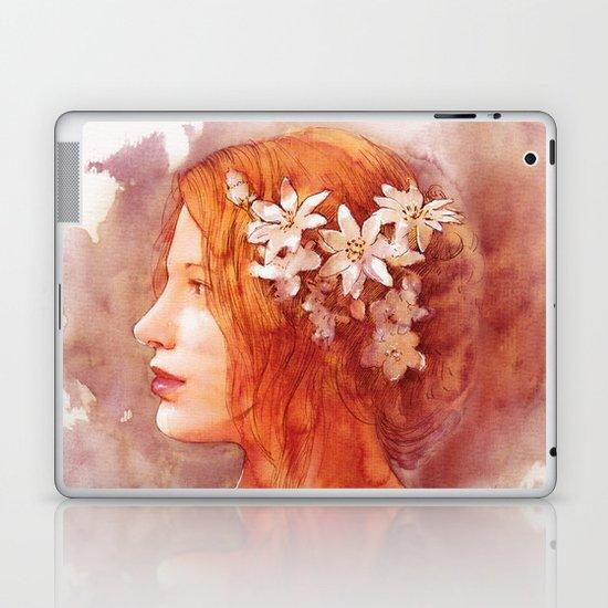 Flower scent Laptop & iPad Skin
