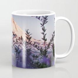 Mt Hood Wildflowers Coffee Mug
