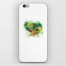 H2D iPhone Skin