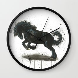 The Messenger Wall Clock