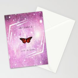 Metanioa Monarch Stationery Cards