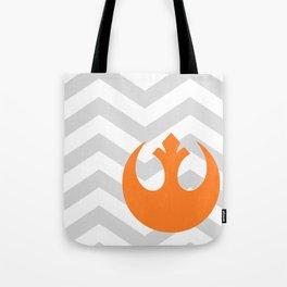 Star Wars Rebel Alliance Chevrons Tote Bag