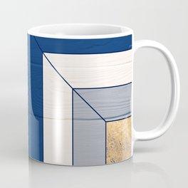 >> Wood with Metal corners >> Coffee Mug