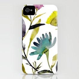 Garden Play 1 iPhone Case