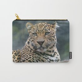 Aqua_Leopard_20180105_by_JAMColorsSpecial Carry-All Pouch