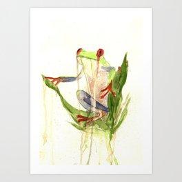 Ranae Spiro  Art Print