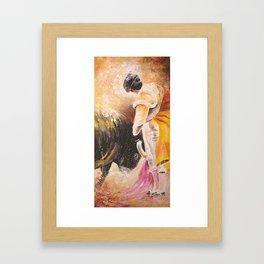 2010 Toro Acrylics 03 Framed Art Print