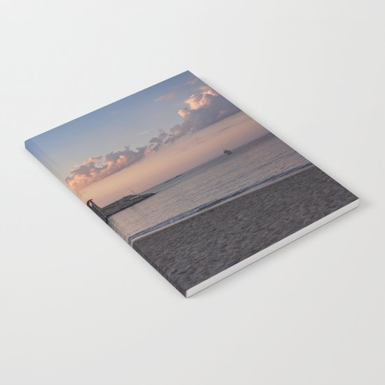 Front Beach After Hours Notebook