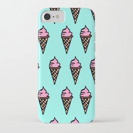 Ice Cream Cone iPhone Case