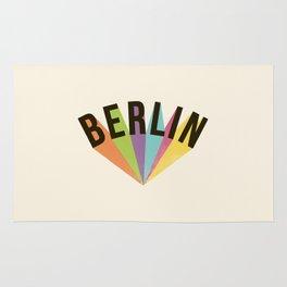 Letters : Berlin Rug