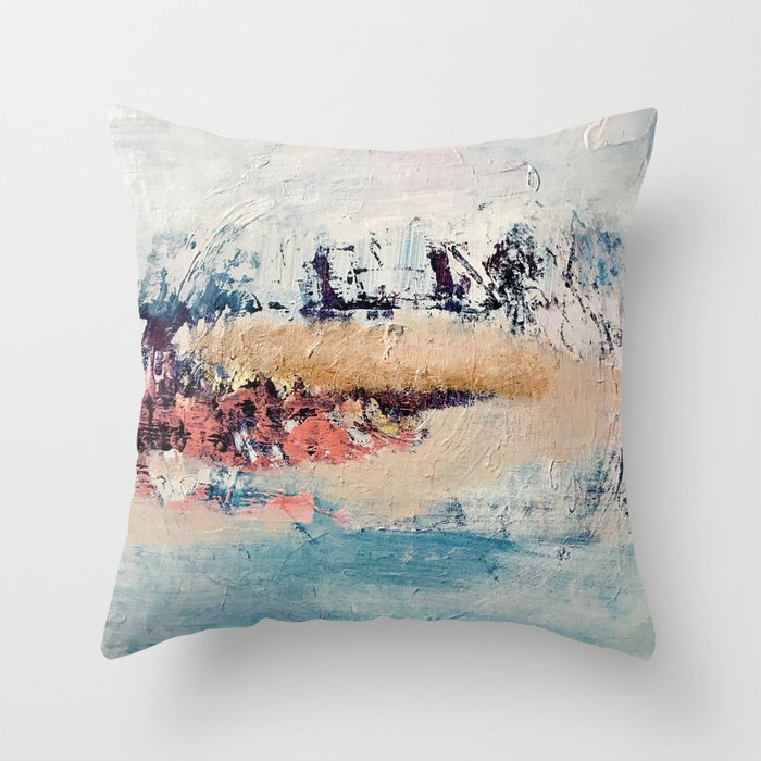 Elise And James Oblong Throw Pillow in