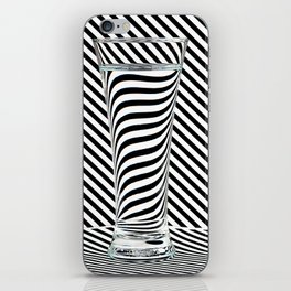 Striped Water iPhone Skin