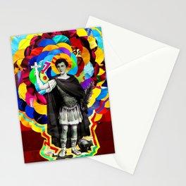 Santo Expedito (Saint Expeditus) Stationery Cards