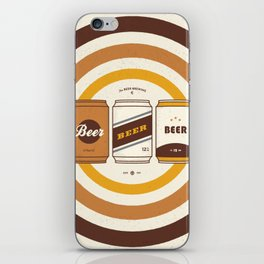 The Beer Brewing Company iPhone Skin