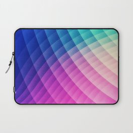 Abstract Colorful Art Pattern (LTBG - Low poly) - Texture aka. Spectrum Bomb! (Photoshop Colorpicker Laptop Sleeve