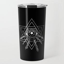 Shining Jew Eye Travel Mug