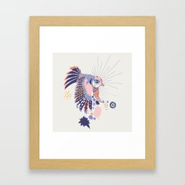 Sweet Coco Framed Art Print